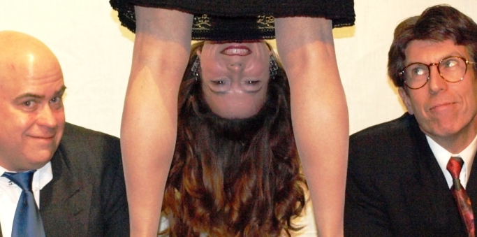 upside down 2 document photo